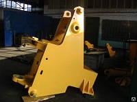 313-04-0001 рама передня після ремонту