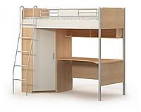 Кровать+стол+шкаф Мега (М-16-2), фото 1