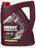 Моторное масло Mannol Energy Formula OP 5W-30 5L