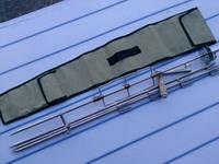 Вертел с нержавеющей сталли 1000 +стойки н/ж