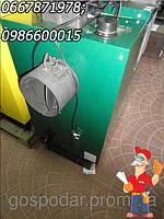 Котел Тивер -КТ-30 ( с регулятором тяги), фото 1