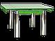 Стулья из металла Signal H-261, фото 3