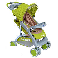 Детская коляска BAMBINI NEON ELEPHANT + FOOTCOVER (C-12)