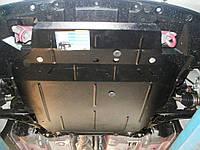 Металлическая (стальная) защита двигателя (картера) Mitsubishi Outlander XL (2006-2012) (все обьемы)