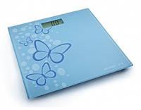 Весы электронные на стеклянной платформе Momert (Бабочка)