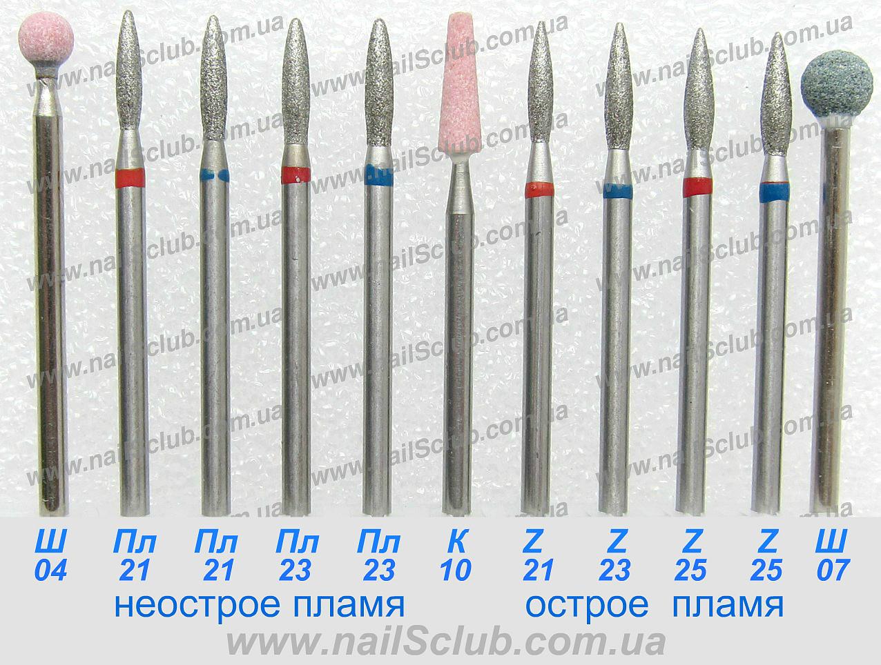 Безопасные фрезы для маникюра купить Украина,Израиль,Польша,Италия
