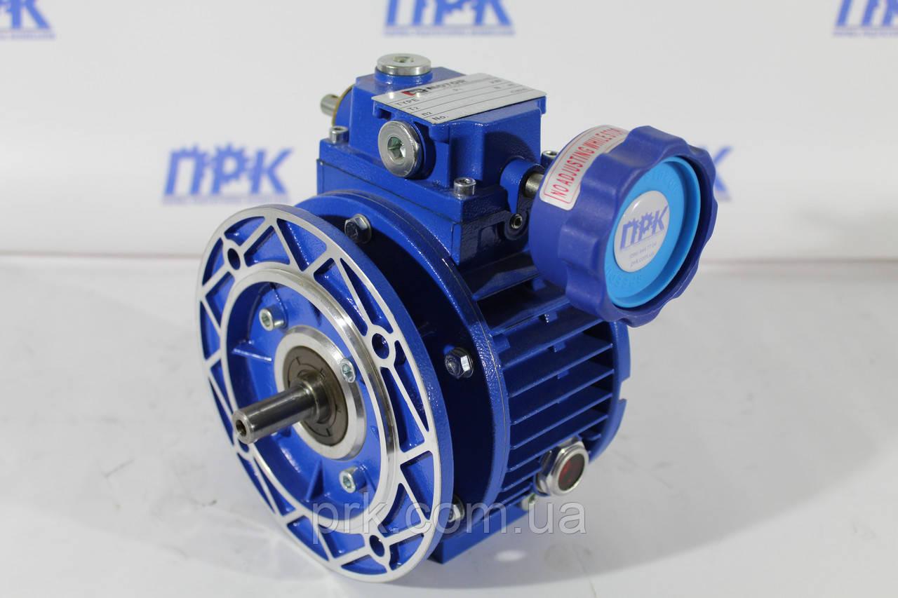 Мотор-вариатор-редуктор, вариатор UDL 80 (80B5) , 200-1000 об/мин, 0.75 кВт