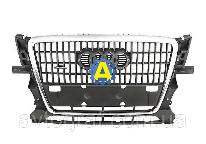 Решетка радиатора на Ауди Q5 (Audi Q5) 2008-2016