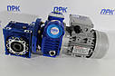 Мотор-вариатор-редуктор, вариатор UDL 90 (90B5) , 200-1000 об/мин, 1.5 кВт , фото 5