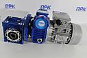 Мотор-вариатор-редуктор, вариатор UDL 100 (100B5) , 200-1000 об/мин, 2.2 кВт , фото 5