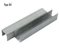 Скобы из нержавеющей стали Bosch, тип 53, 6 мм