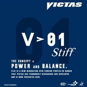 Накладка для настольного тенниса Victas V > 01 Stiff - RAKSIT  в Днепре