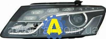 Фара левая и правая LED ксенон на Ауди Q5 (Audi Q5) 2008-2016