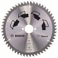 Циркулярный диск (190x30 мм; 54 зубьев) SPECIAL Bosch (2609256892)