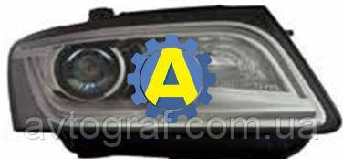 Фара левая и правая LED ксенон на Ауди Q5 (Audi Q5) 2013-2016