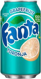 Напиток Fanta grapefruit, 330 ml