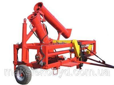Зерно - розпакувальна машина ЗРМ-180