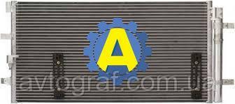 Радиатор кондиционера на Ауди Q5 (Audi Q5) 2008-2016