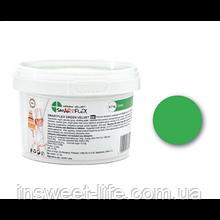 Мастика кондитерська зелена ванільна Smartflex Velvet 0,7 кг/упаковка