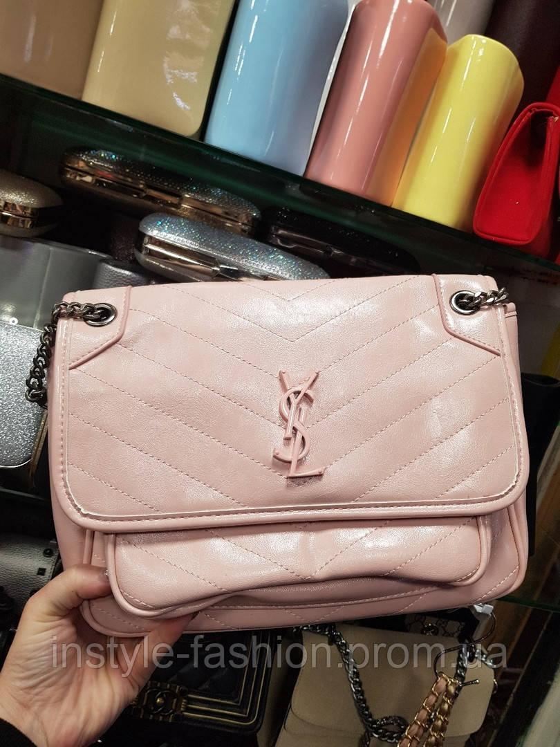 c08ac5166877 ... Женская модная сумка-клатч копия YSL Yves Saint Laurent качественная эко -кожа дорогой Китай