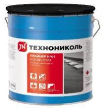 Праймер битумный ТЕХНОНИКОЛЬ №01 (8кг)