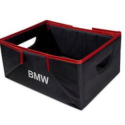 Ящик-органайзер для багажного відділення BMW Sport Line, артикул 51472303797