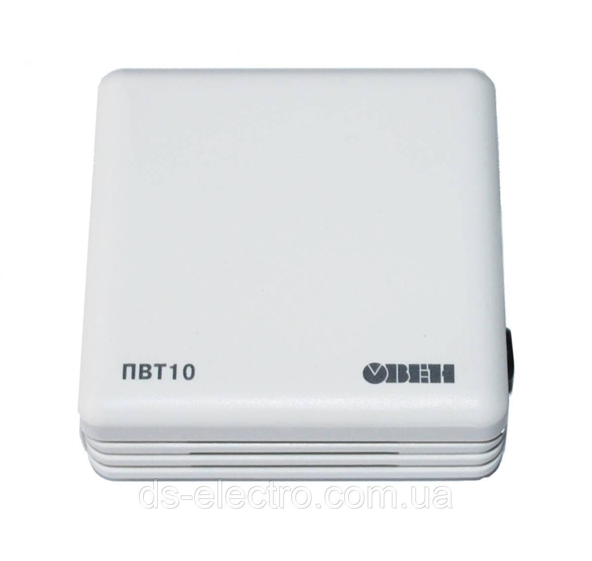 ОВЕН ПВТ10 Датчик (преобразователь) влажности и температуры воздуха