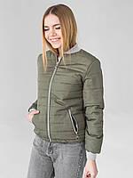 Женская куртка  ветровка, наполнитель синтепон Размерный ряд:  S (42-44), M (44-46), L (46-