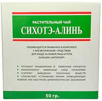 """Сбор трав """"Сихотэ-Алинь"""" 50 гр. для очищения организма"""