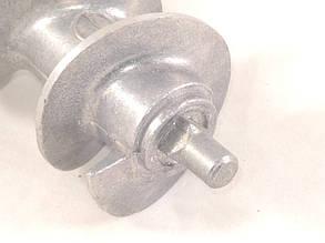 Шнек для мясорубок ЭЛЬВО короткий L=132 мм. (S-5), фото 2