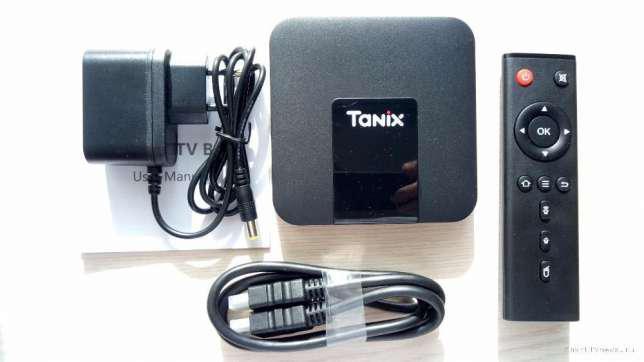 ТВ-приставка Android TV BOX TX3 mini 1/16 Гб