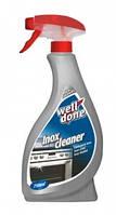 Well Done С-во для мытья плит (Inox cleaner) 750ml(18шт)