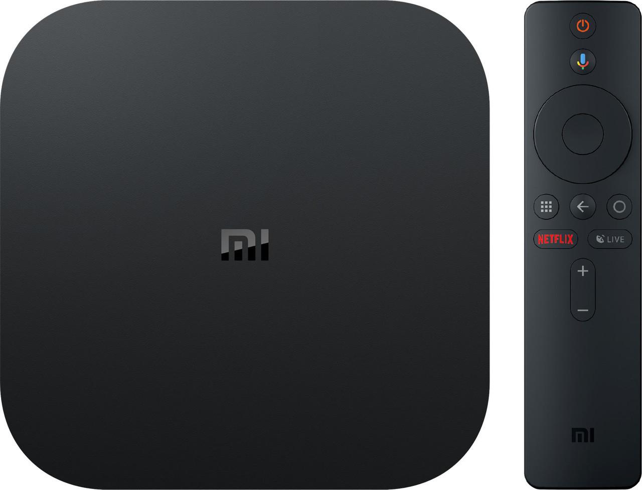 Смарт приставка Xiaomi Mi TV Box S International