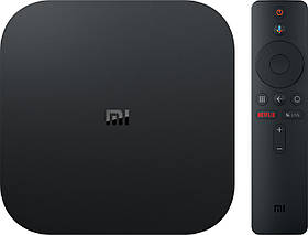 Смарт приставка Xiaomi Mi TV Box S International