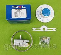 Термостат капиллярный универсальный SKL / K59-P1686 / 6A / 250V / L=1,3м для одно-двухкамерных холодильников, фото 7