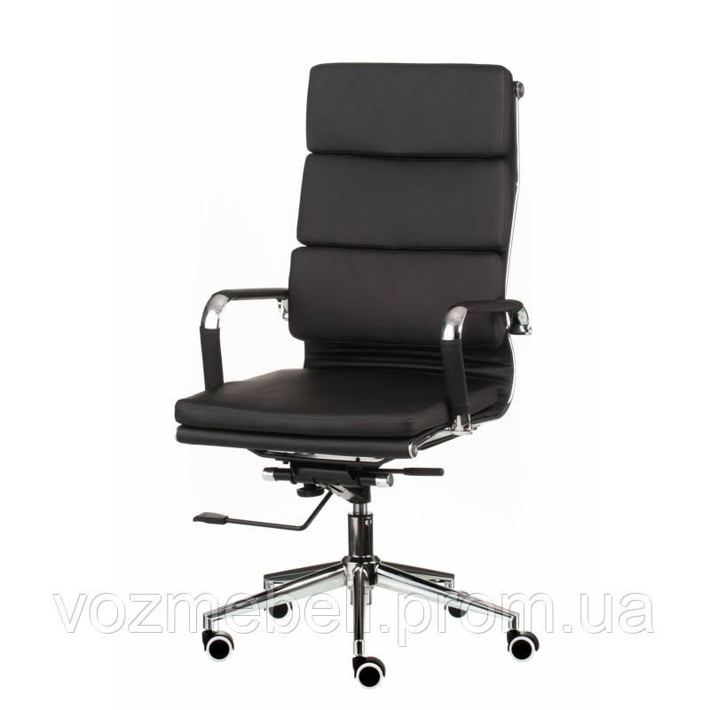 Кресло Solano 2 artleather black (E4695)