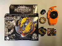 Beyblade (Бейблейд) B-00 (Gold Dragon)