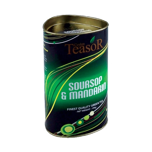 Чай Teasor Green Soursop & Mandarin 100g