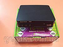 Цифровой ТВ ресивер Т2 World Vision Т54М с форматами HD/DVB-T/T2 (без информационного дисплея), фото 3