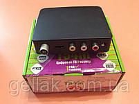 Цифровой ТВ ресивер Т2 World Vision Т54М с форматами HD/DVB-T/T2 (без информационного дисплея), фото 4