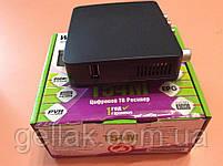 Цифровой ТВ ресивер Т2 World Vision Т54М с форматами HD/DVB-T/T2 (без информационного дисплея), фото 5