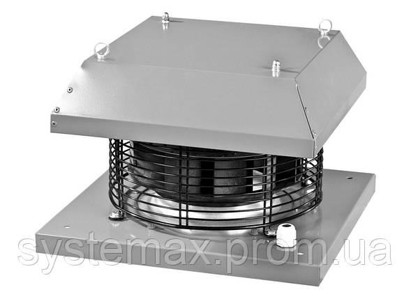 ВЕНТС ВКГ 2Е 250 (VENTS VKH 2E 250) - центробежный крышный вентилятор , фото 2