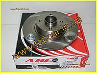 Тормозной диск задний (с подшипником) Renault Megane II 03-  ABE C4R040ABE
