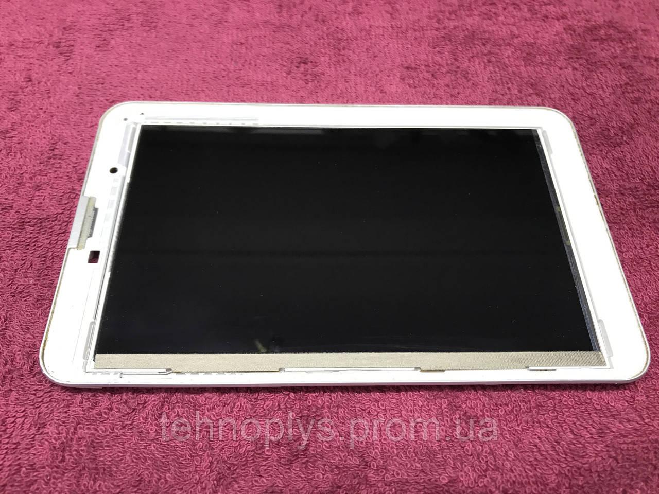 Дисплей Lenovo A3000-h в рамке без тачскрина, A3000-f, A5000, Huawei mediapad 7 (s7-931u) (hj070ia-01l)