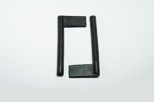 Уплотнение подшипника коленвала (флажок большой) (арт.608)