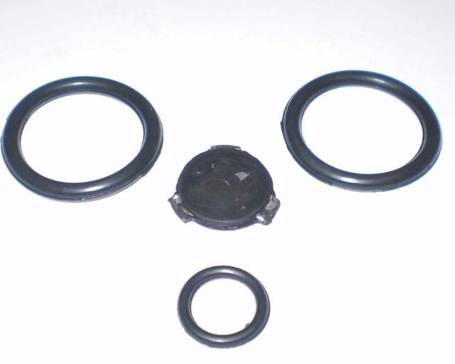 Ремкомплект клапана усилителя включения сцепления МАЗ