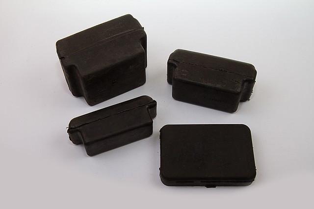Подушка рессоры задняя верхняя (большая) 52-2912431 ГАЗ-53/-66