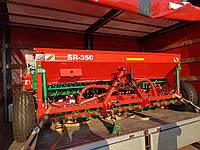 Сівалка зернова 3.5 м Agro-Masz SR350 сеялка (Дводисковий сошник) не Amazone D9