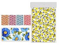 Ткань для трафарета А4 SCHREIBER S-2509 Крупные цветы