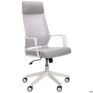 Кресло Twist white светло-серый TM AMF